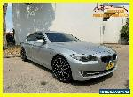 2011 BMW 5 Series F11 520d Touring 5dr Steptronic 8sp 2.0DT [MY11.5] Silver A for Sale